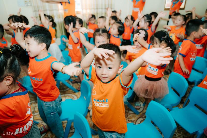 Trường mầm non Anh Ngữ - Happykids - Bắc Kạn