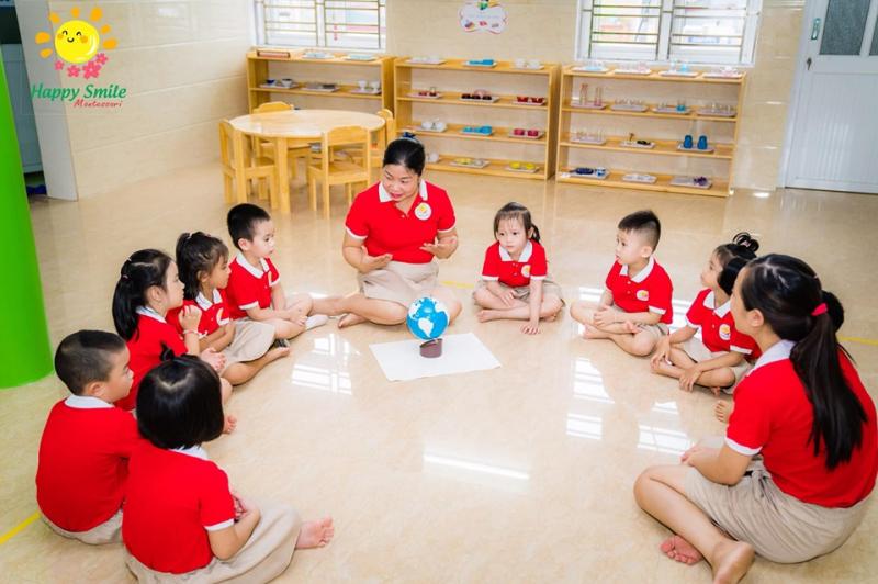 Trường Mầm non Happy Smile-Montessori Hải Phòng