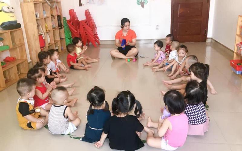 Top 10 Trường mầm non tốt nhất tại Thái Nguyên