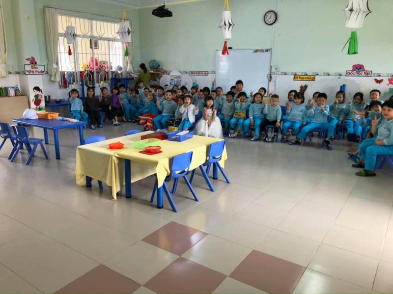 Trường Mầm Non Hiển Linh