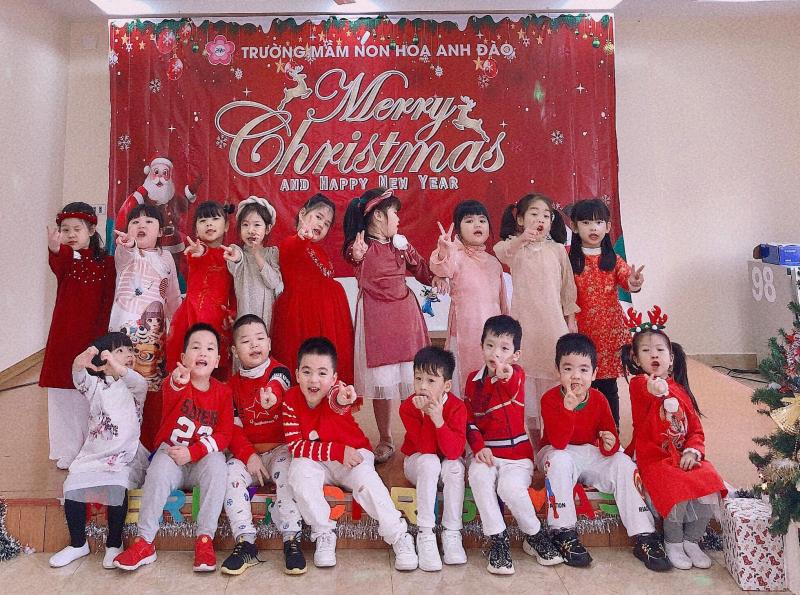 Trường mầm non Hoa Anh Đào