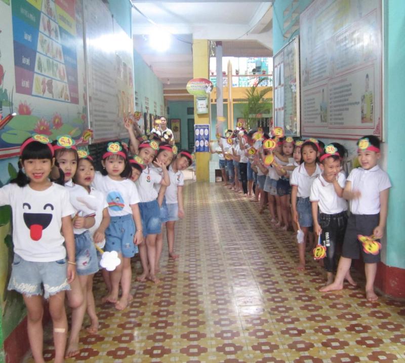 Trường mầm non Hoa Ban