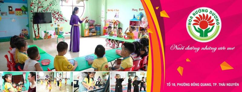 Trường Mầm Non Hoa Hướng Dương - Cơ sở 1 Đồng Quang