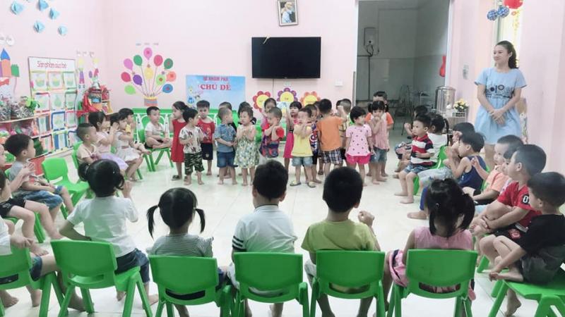 Trường Mầm non Hoa Lan