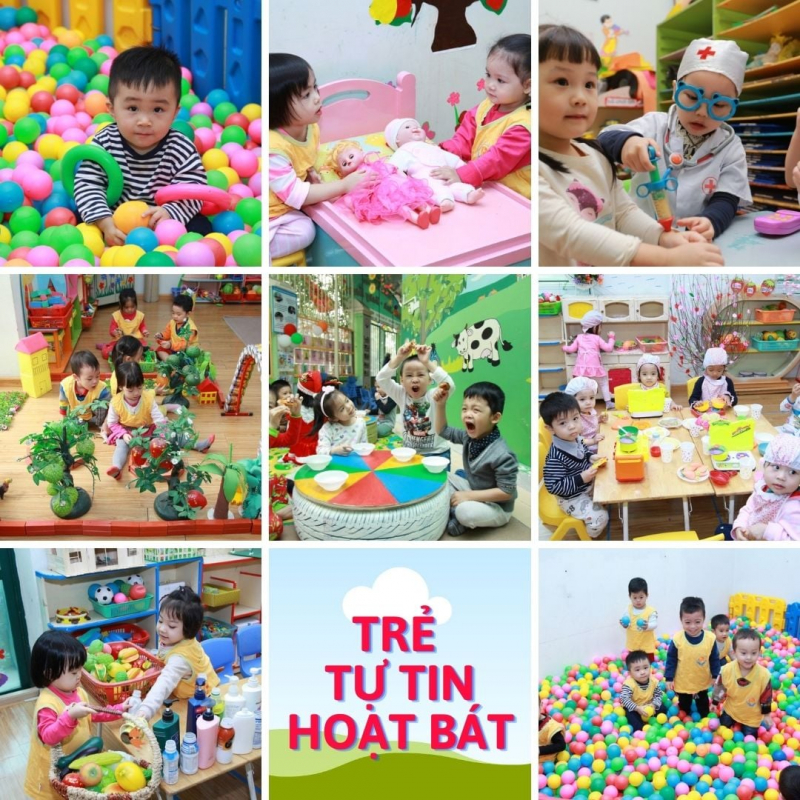 Trường Mầm non Hoa Linh – Baby Home