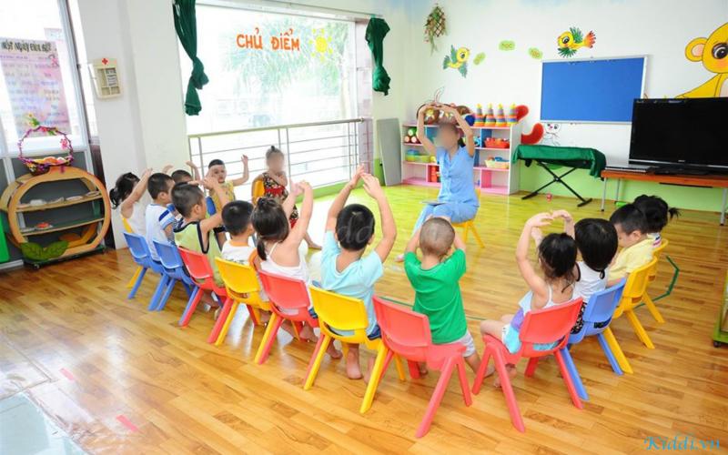Trường mầm non Hòa Phú