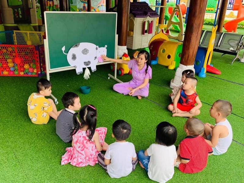 Trường mầm non Hoa Phượng - Cao Bằng