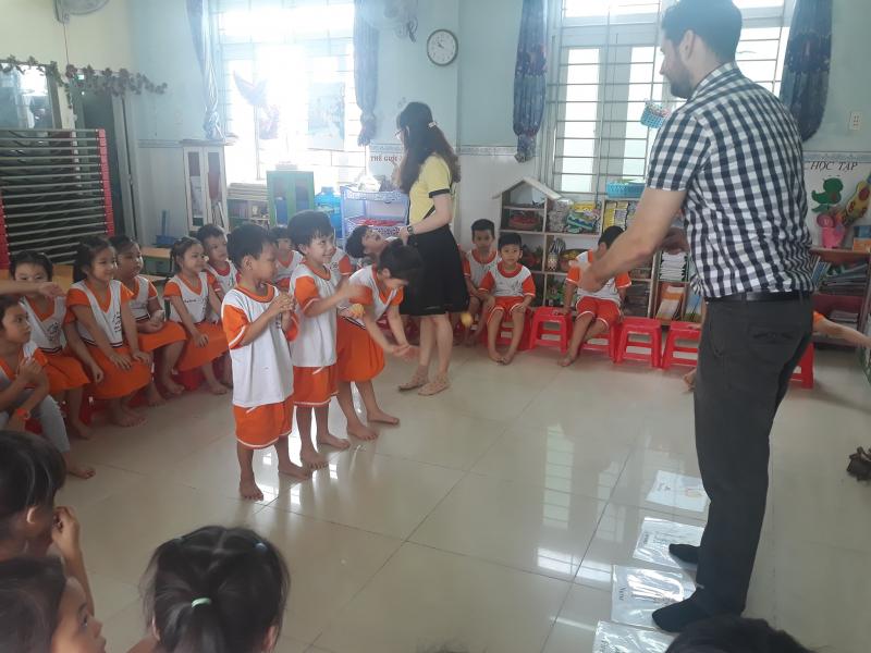 Trường Mầm Non Hoa Quỳnh