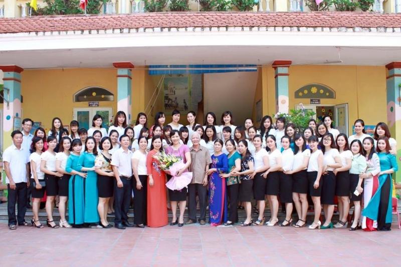 Đội ngũ giáo viên nhà trường