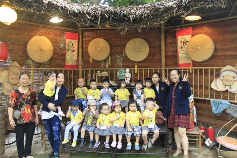 Trường Mầm non Homie School - Minh Khai