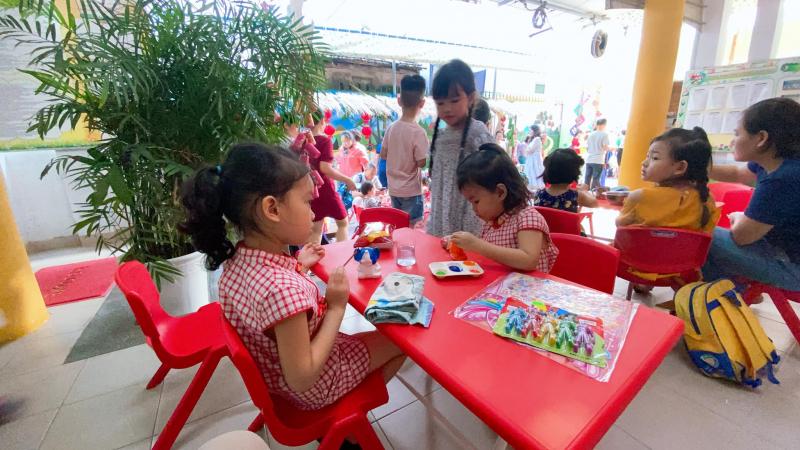 Trường Mầm non Disneyland - Bắc Ninh
