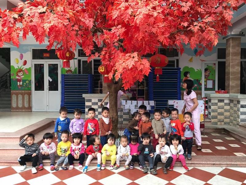 Trường Mầm non Hồng Hà