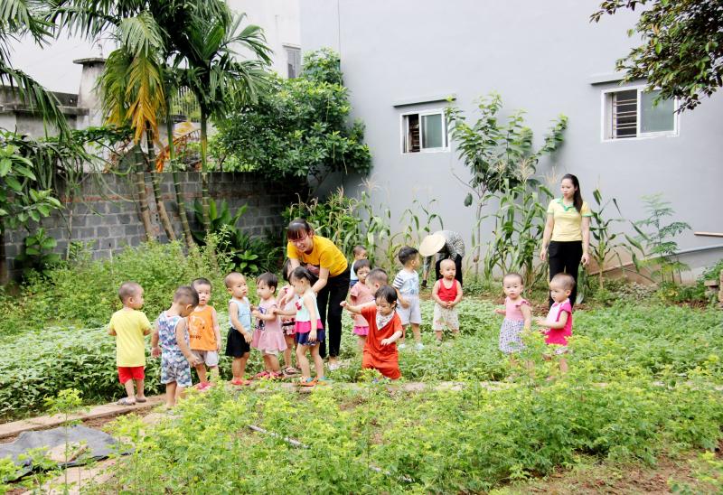 Trường Mầm non Hồng Nhung cơ sở 1