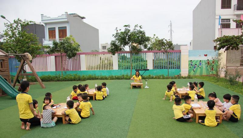 Trường Mầm non Hồng Nhung cơ sở 2