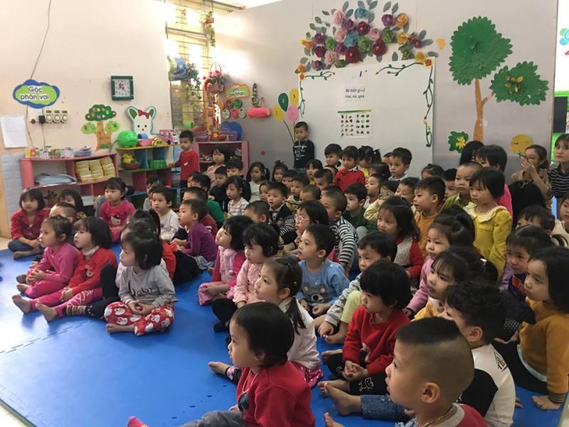 Trường Mầm non Hưng Thành