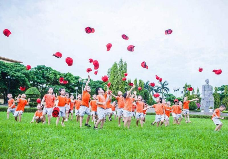 Trường Mầm Non I TP Hà Tĩnh