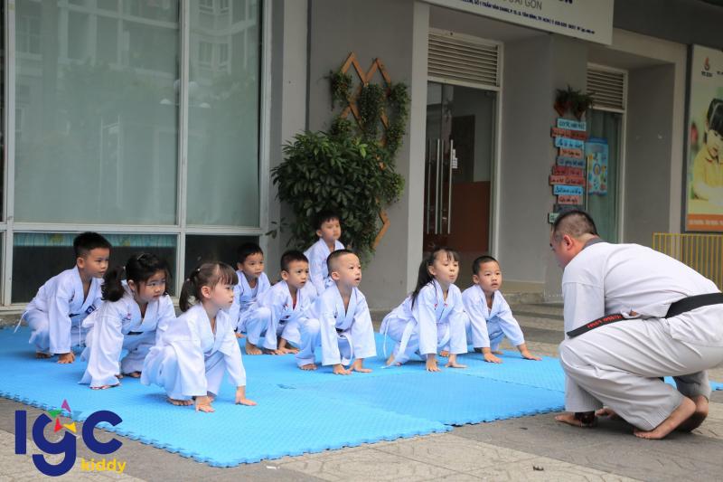 Trường Mầm non IGC Kiddy Tân Bình
