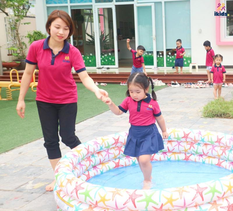 Trường Mầm non Ikids Montessori