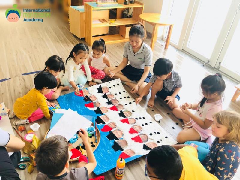 Trường mầm non IMA Montessori Academy