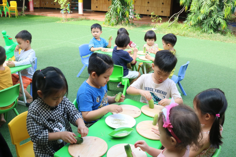 Trường mầm non Iris International Preschool