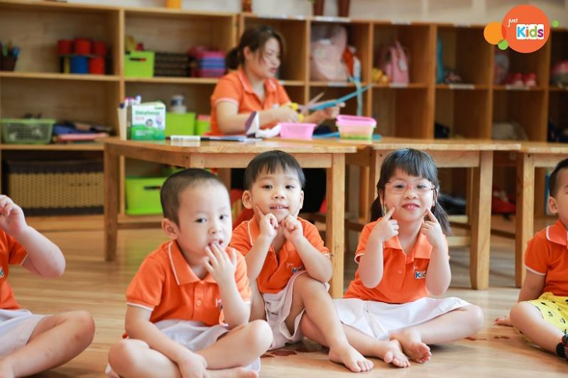 Trường mầm non Just Kids Mandarin Garden - Hoàng Minh Giám
