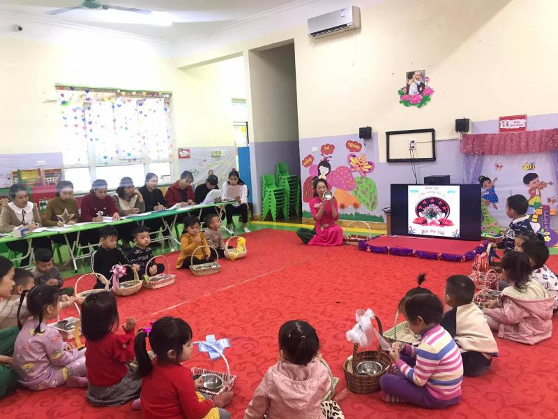 Trường Mầm Non Ka Long - Móng Cái