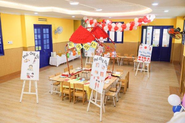 Trường Mầm Non Kén Nhỏ - Cocoon Kindergarten