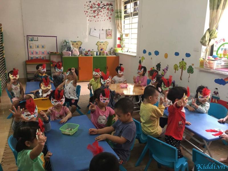 Trường mầm non Kids Home ở Tân Triều, huyện Thanh Trì, thành phố Hà Nội