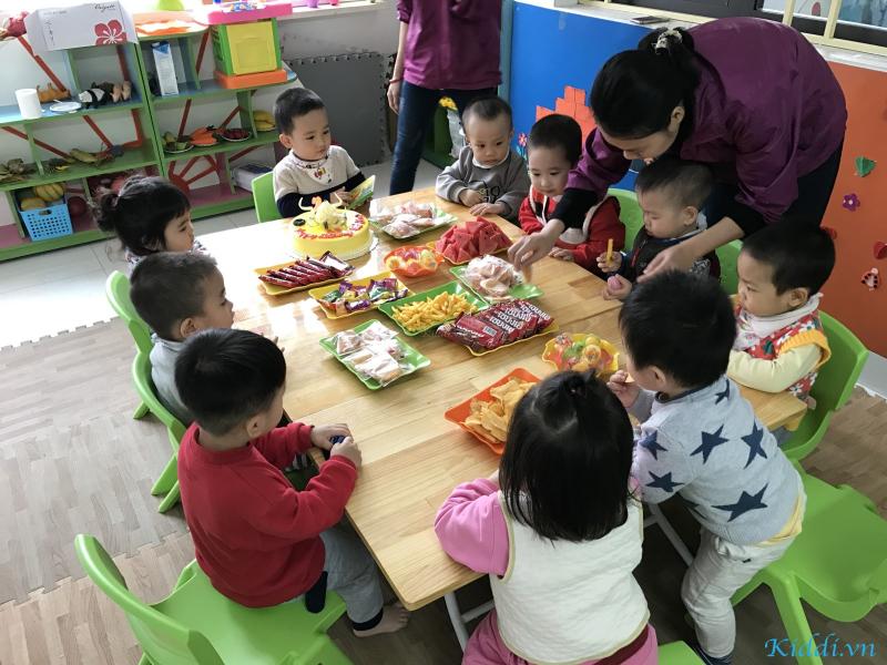... là một trong các lựa chọn mà các bậc phụ huynh khu vực Tân Triều, Thanh Trì gửi gắm con em mình