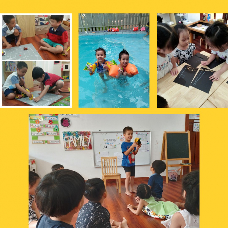 Trường Mầm non Kinder Academy