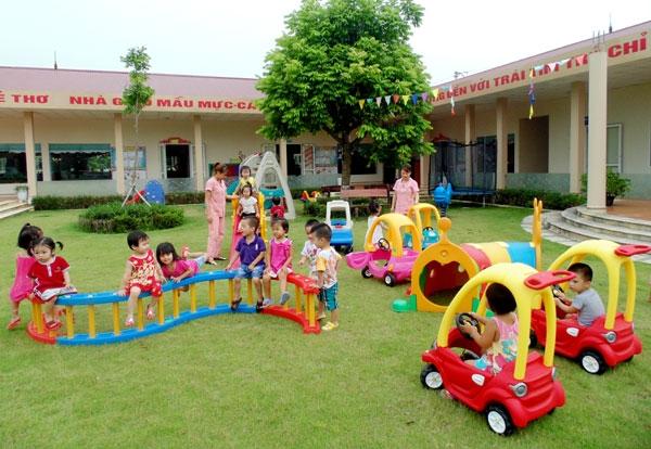 Trường Mầm Non Kinder's Sky