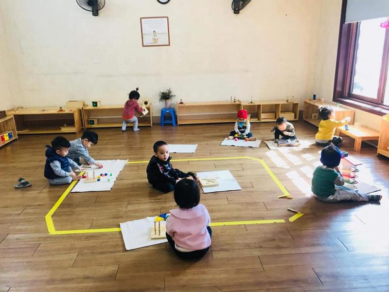 Trường Mầm non Little Bee Montessori school Bắc Ninh