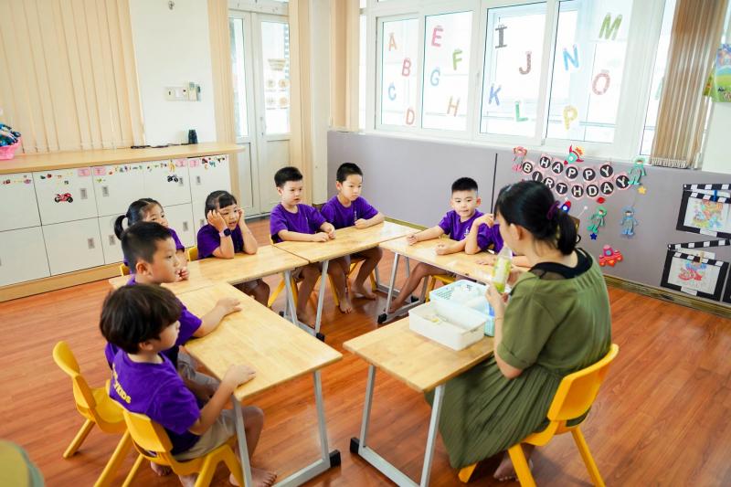 Trường Mầm non Lovely Kids Preschool