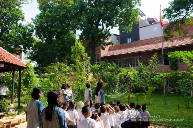Trường Mầm non Maya