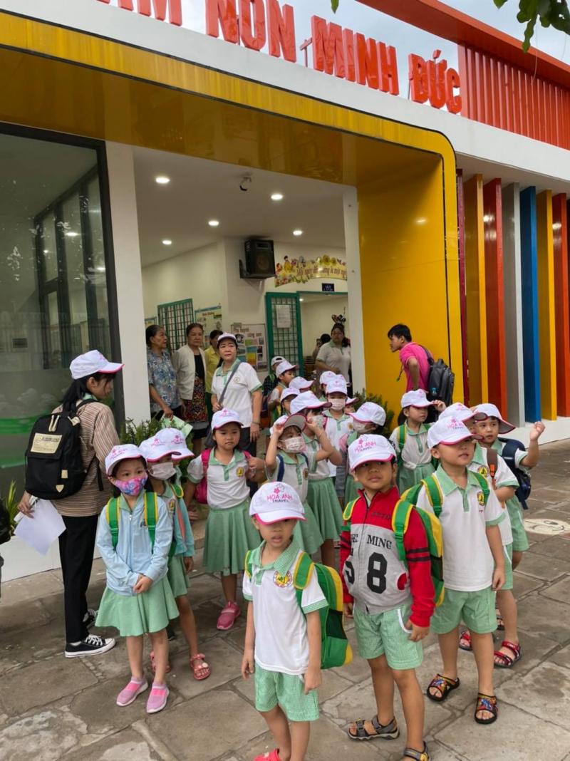Trường mầm non Minh Đức