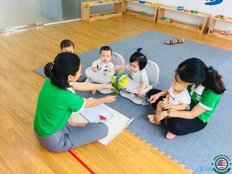 Trường Mầm Non Montessori Hoa Kỳ American Montessori School AMSS Cơ sở 7