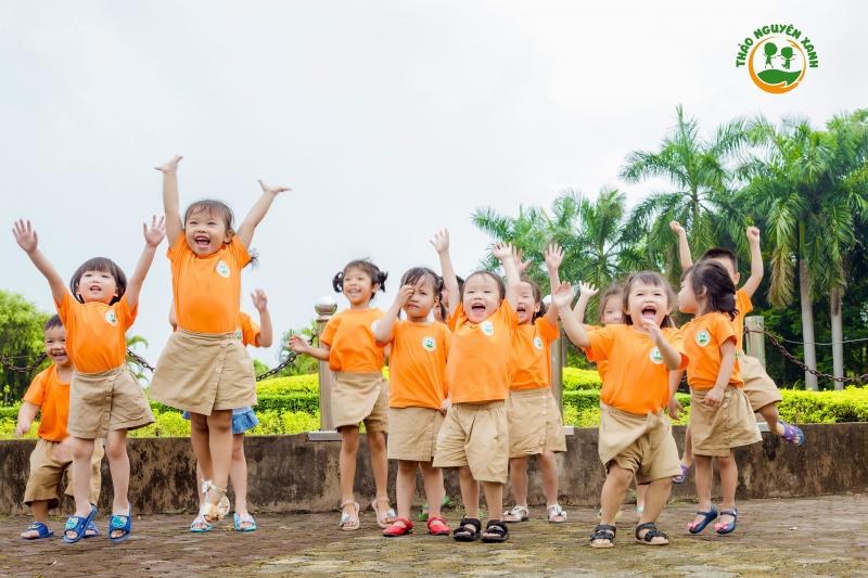 Trường Mầm Non Montessori Thảo Nguyên Xanh