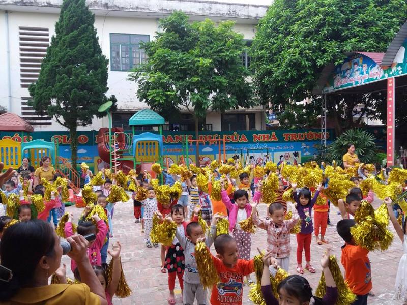 Trường mầm non Nam Thanh