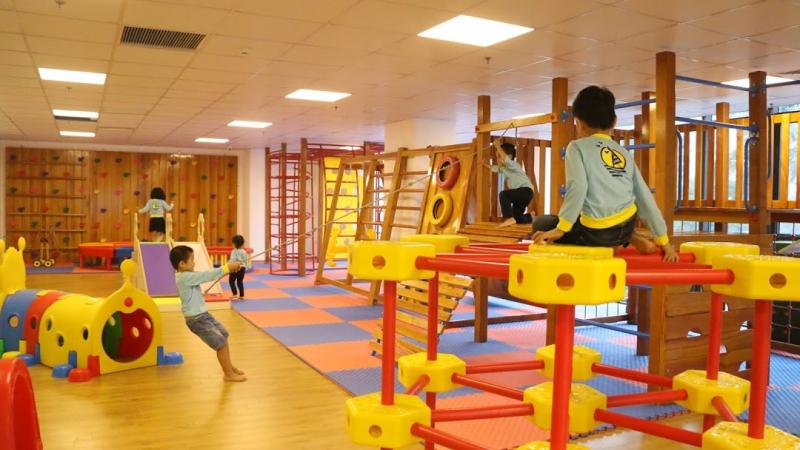 Trường Mầm Non New Horizons Montessori