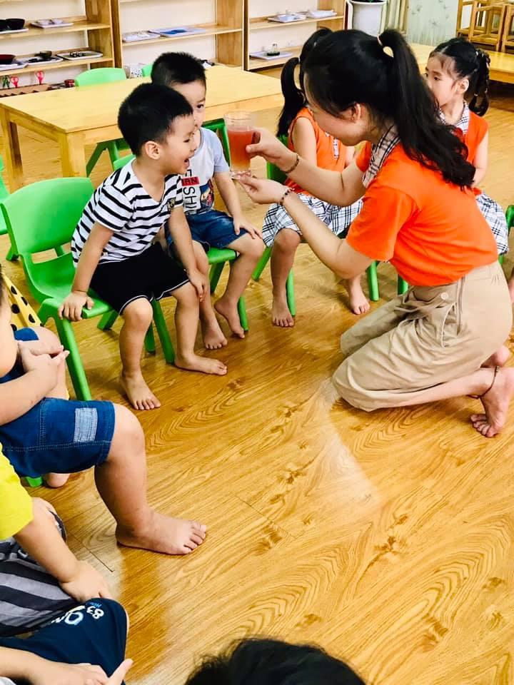 Trường mầm non Ngôi Nhà Gấu Trúc ( Panda House Montessori Preschool)