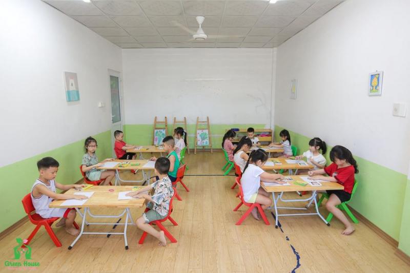 Trường mầm non Ngôi Nhà Xanh