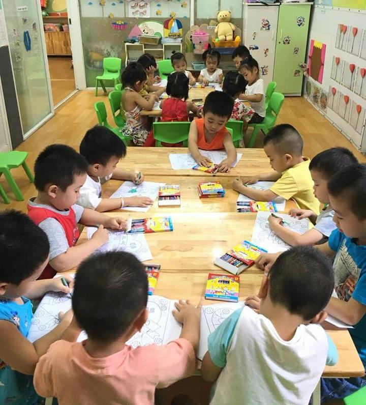 Trường Mầm non Ngôi Sao Của Mẹ - Trần Kế Xương