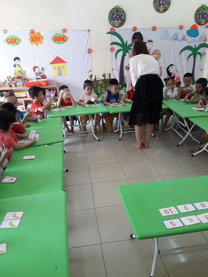 Tập thể đội ngũ giáo viên của trường mầm non Ngôi Sao Sáng là tập thể đội ngũ các giáo viên Việt nam và nước ngoài có trình độ chuyên môn cao, giàu kinh nghiệm