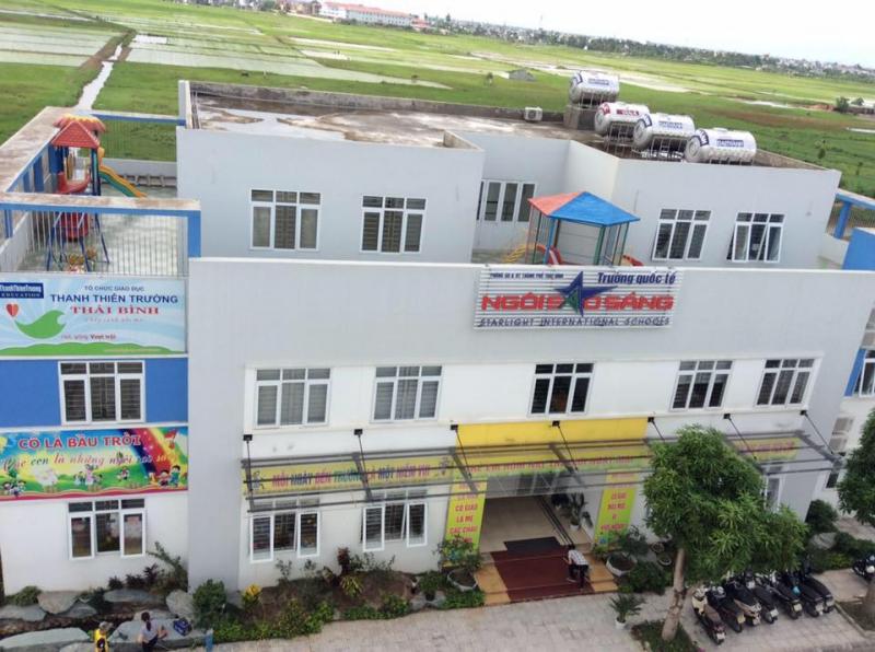 Trường mầm non Ngôi Sao Sáng Thái Bình