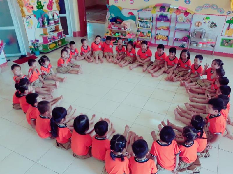 Trường Mầm non Nguyễn Thị Minh Khai - Bắc Kạn