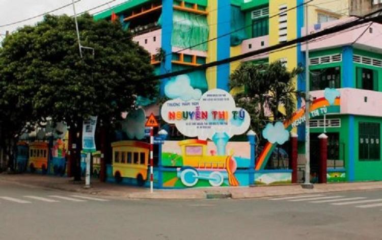 Trường Mầm non Nguyễn Thị Tú – Lê Thúc Hoạch – quận Tân Phú – TPHCM