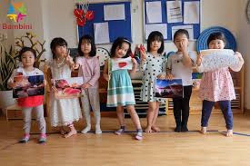 Trường Mầm non Sắc màu – Lương Khánh Thiện