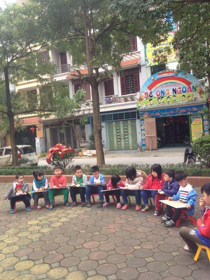 Trường mầm non Ong Việt