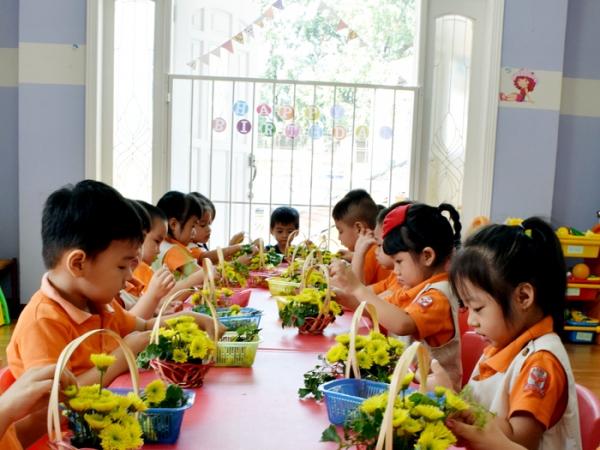 Trường Mầm non Phát triển Châu Á ADES - Điện Biên Phủ