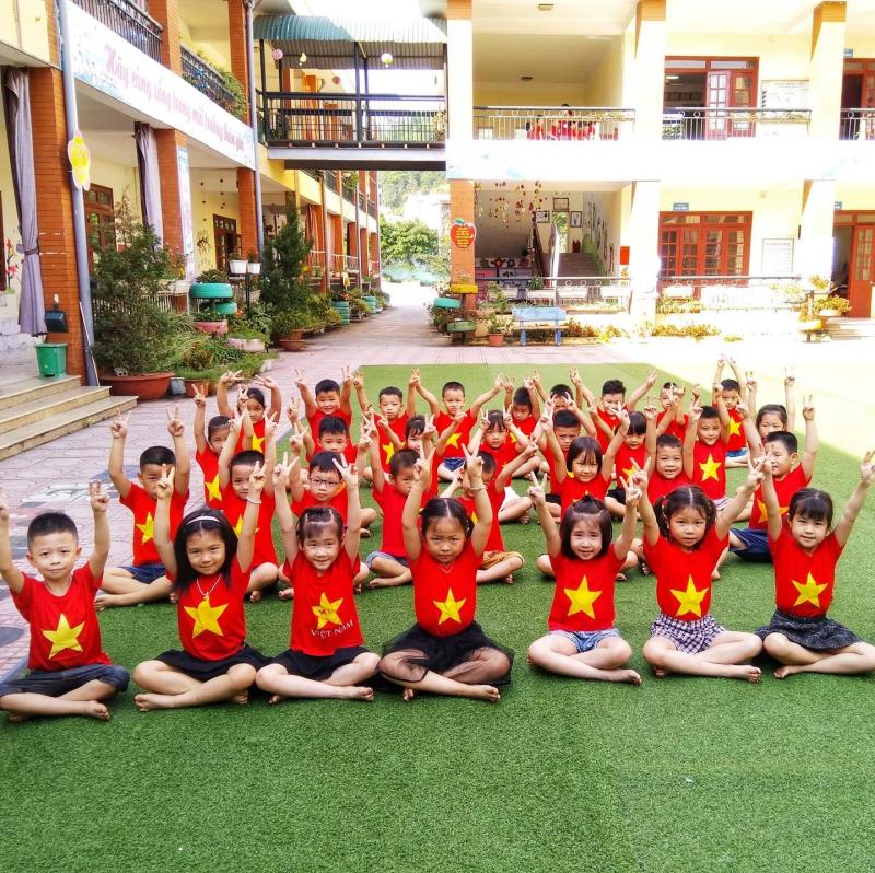 Trường mầm non Phùng Chí Kiên - Bắc Kạn